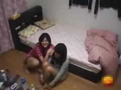 Real Lesbian Sex Clip